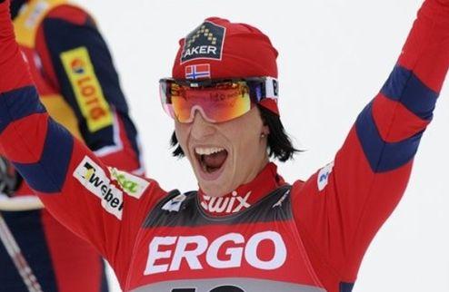 Лыжные гонки. У Бьорген конкурентов нет