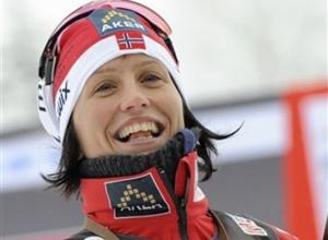 Лыжные гонки. Бьорген надеется на завтрашний спринт
