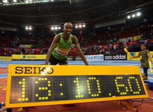 Легкая атлетика. Фара установил рекорд Европы