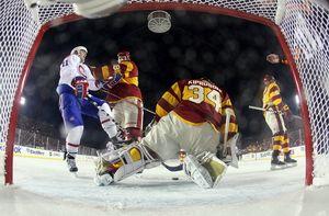 НХЛ. Кипрусофф признан первой звездой дня