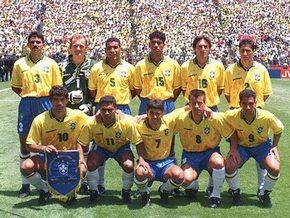 Терек проведет товарищеский матч с легендами бразильского футбола