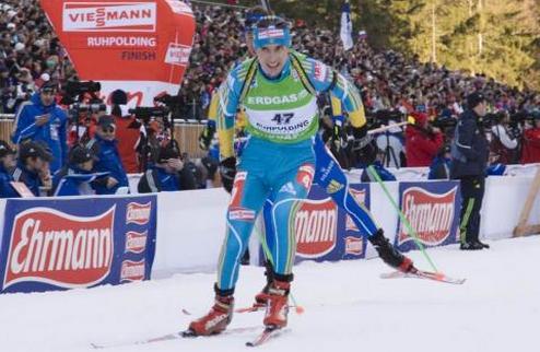 Биатлон. Артем Прима стал чемпионом Европы