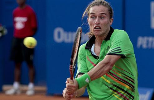 Долгополов успешно стартовал на турнире в Акапулько