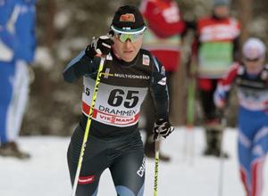 Лыжные гонки. Сааринен начнет чемпионат мира в субботу