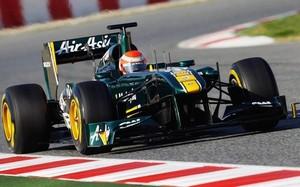 """Трулли: """"Pirelli очень быстро изнашиваются"""""""