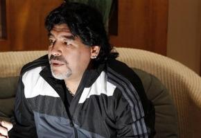 """Марадона: """"Агуэро будет играть в Реале"""""""