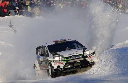 WRC. Stobart Ford в полной готовности к Ралли Мексики