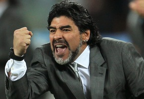 Марадона намерен возобновить тренерскую карьеру