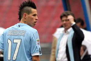 Хамшик не прочь испортить настроение Милану