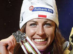 Лыжные гонки. Ковальчик рада первому серебру ЧМ
