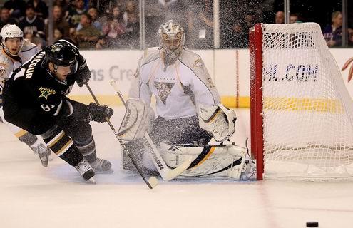 НХЛ. Сложная победа Далласа