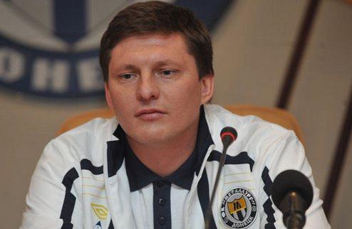 """Гордеев: """"Надеемся, что к игре с Динамо подойдем во всеоружии"""""""