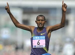 Легкая атлетика. Меконнен выиграл Токийский марафон