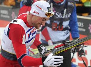 """Лыжные гонки. Нортуг: """"Я теперь, как Оддвар Бро"""""""