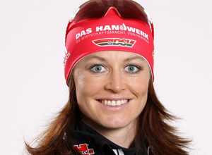 Лыжные гонки. Три немки побегут в индивидуальной гонке