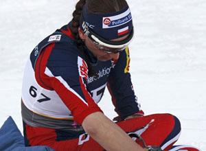 """Лыжные гонки. Ковальчик: """"Я очень устала"""""""