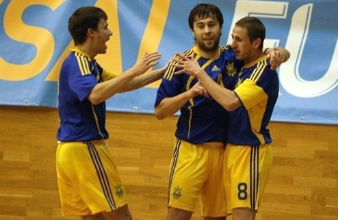 Определились все участники футзального Евро-2012