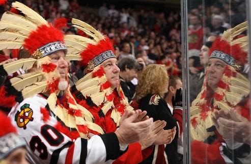 НХЛ. Успех Чикаго и крупная победа Детройта