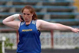 Легкая атлетика. Золото чемпионата Украины уехало в Молдову