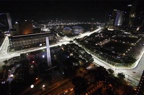 SingTel остается спонсором Гран-при Сингапура