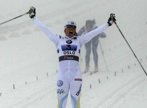 """Лыжные гонки. Калла: """"Утром не могла даже подумать об этом"""""""