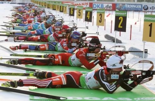 Норвегия — чемпион мира в смешанной эстафете, Украина — восьмая