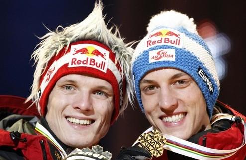 Очередное чемпионство австрийцев