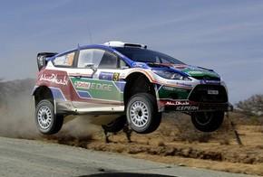 WRC. Форд надеется устранить недостатки