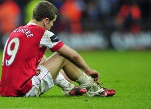 Еще одна непритяность для Арсенала
