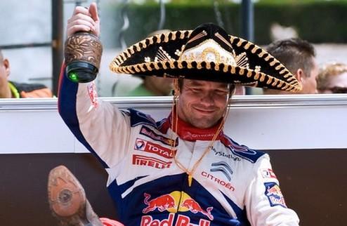 Себастьян Лёб – победитель ралли Мексики