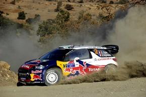 WRC. Ожье рассказал о своей аварии
