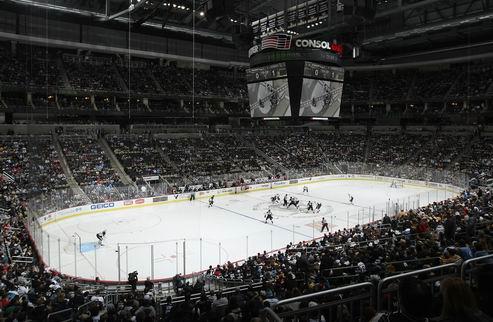 НХЛ. Статистика посещаемости: плюс Питтсбургу, минус Далласу