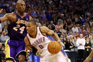 НБА. Пирс и Уэстбрук — лучшие игроки недели