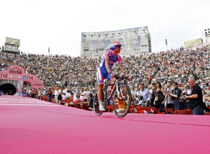 Велоспорт. Джиро д'Италия и 23 команды