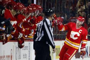 НХЛ. Игинла — первая звезда недели