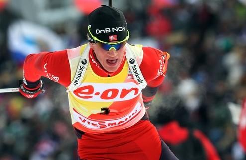 Боэ — чемпион мира в индивидуальной гонке!