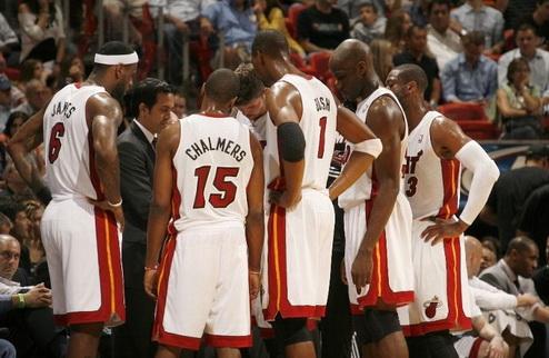 НБА. Фиаско Майами, принципиальная победа Финикса