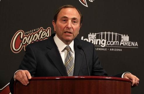 НХЛ. Лига намерена сохранить команду в Финиксе