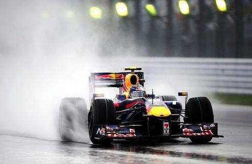 Ф1. Искусственный дождь на Гран-при США?