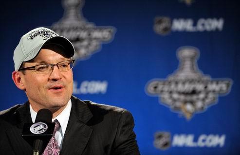 НХЛ. Питтсбург: Байлсма получил новый контракт