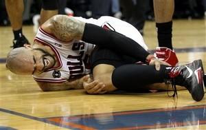 Чикаго теряет основного игрока