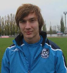 Александр Каблаш — игрок Таврии
