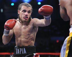 Тапиа выйдет на ринг 26 марта