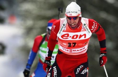 Свендсен — сильнейший в масс-старте!