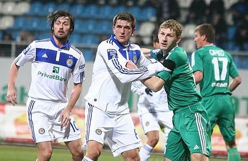 Тяжелая победа Динамо над полтавчанами