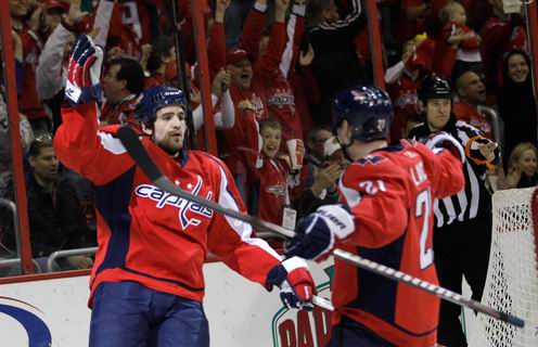НХЛ. Вашингтон — Чикаго: победа Столичных в овертайме