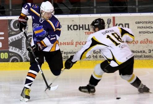 Анонс первого раунда плей-офф чемпионата Украины