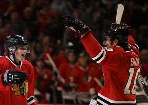 НХЛ. Шарп признан первой звездой дня