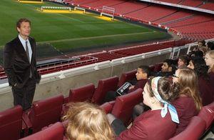Леманн верит в триумф Арсенала