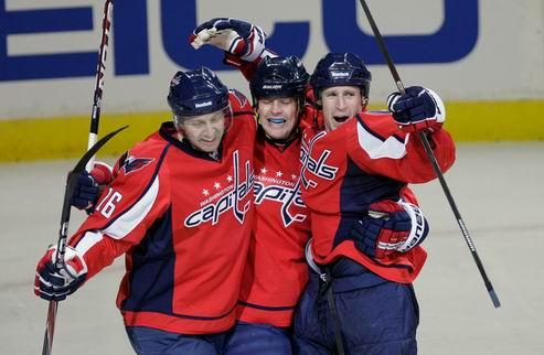 НХЛ. Вашингтон начинает выездную серию